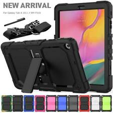 For Samsung Galaxy Tab A 10.1 T510 Case Hybrid Shock Proof Protective Hard Cover