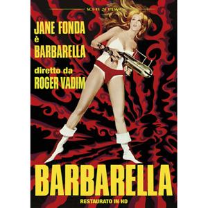 Barbarella (Restaurato In Hd)  [Dvd Nuovo]