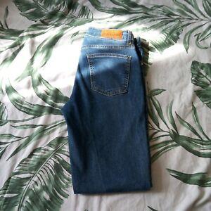 Ladies Mango Skinny Jeans Size 10