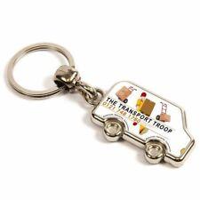 personalised metal key rings van style ( 50 keyrings, ) NOW REDUCED!!! £2 EACH