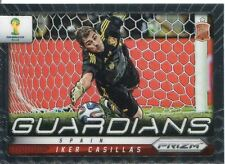 Panini Prizm Copa del Mundo 2014 Iker Casillas guardianes #21