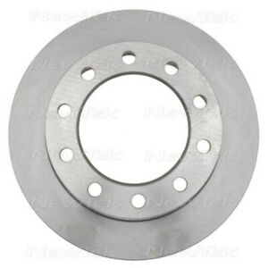 Disc Brake Rotor Rear,Front NewTek 55003