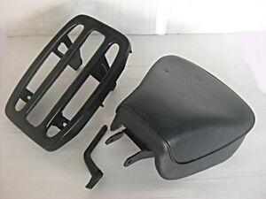 HONDA CA95 CA92 C95 C92  BLACK  SOLO SEAT & LUGGAGE RACK   #BI512#