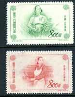 China 1953 PRC Women's Day C21 Scott #175-176 Set MNH S175