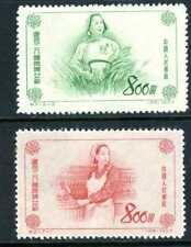 China 1953 PRC Women's Day C21 Scott #175-176 Set MNH S175