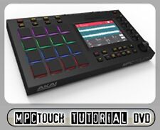 Akai MPC Touch Instructional DVD Tutorial