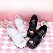 pink sweet lolita stiefel boot shoes Schuhe nana KOSTÜM botas süß cosplay Bogen
