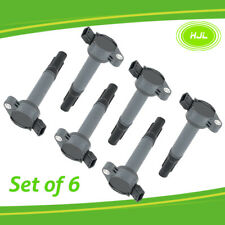 6PCS Ignition Coil for Lexus 2.5L 3.5L DOHC 24V 2GRFE 2GRFSE 2GRFXE 4GRFSE