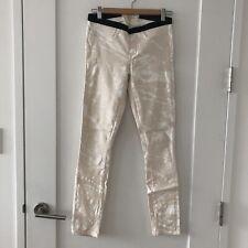 Helmut Lang Stretch Pants Size 26 NWOT