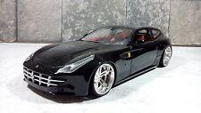 Ferrari FF - 1:18 - llantas transformación-Hot Wheels-mattel-en OVP-Top estado