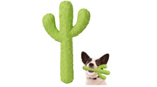 MewaJump Dog Chew Toys, Durable Rubber Dog Toys for Aggressive Chewers