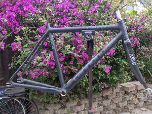 Cannondale Capo Optimo Track Bike Single Speed size 50 cm carbon Slice forks