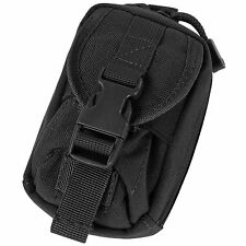 CONDOR MA45 MOLLE Phone GPS Camera Pouch Holster Bag Black