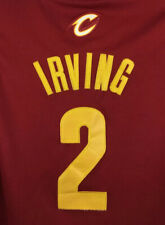 Kyrie Irving #2 Cleveland Cavaliers Cavs Adidas Stitched Jersey Youth Size L