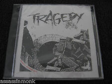 TRAGEDY 1st CD His Hero Is Gone From Ashes Rise Deathreat PDX dark crust