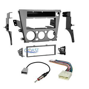 Car Radio Stereo Dash Kit Harness Antenna for 2005-2009 Subaru Legacy Outback