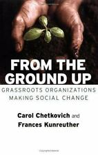 From the Ground Up: Grassroots Organizations Making Social Change by Chetkovich
