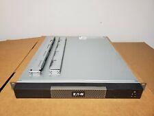 Eaton 5P 1550VA 1100W 7.1A UPS 6x C14 200V-240V Rails+Network-MS 01P 1PH