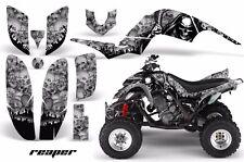 AMR Racing Yamaha Raptor660 Graphic Kit Wrap Quad Decals ATV 2001-2005 REAPER S