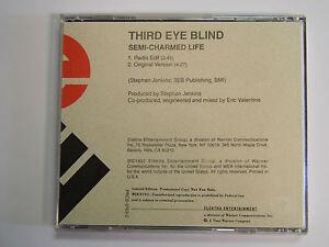 THIRD EYE BLIND Semi Charmed Life w/ EDIT & ORIGINAL PROMO DJ CD Single