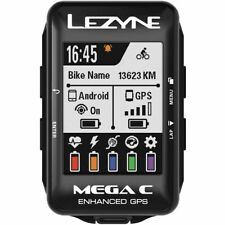 Lezyne Mega C GPS Bike Computer   - NEW NEVER OPENED