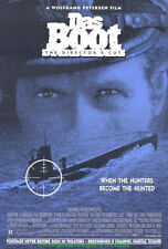 DAS BOOT MOVIE POSTER 27x40 DS RERELEASE 1997 aka THE BOAT WWII U-BOAT WAR FILM