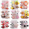 5pc Kid Infant Hairpin Baby Girl Cartoon Animal Bow Flower Barrette Hairclip Set