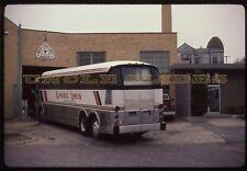 Original Bus Slide Kodachrome Michigan Classic Lines OTR Over Road Metro Kodak