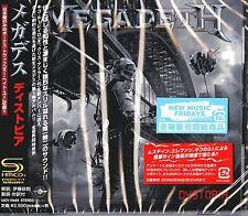 MEGADETH-DYSTOPIA-JAPAN SHM-CD BONUS TRACK F56