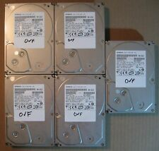 "Lot of 5 Hitachi SATA 3.5"" 1TB Internal Desktop Hard Drive"