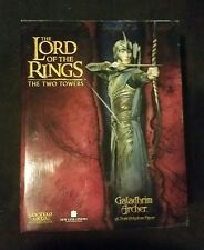 Sideshiw WETA Lord of the Rings - Galadhrim Archer statue mint in box
