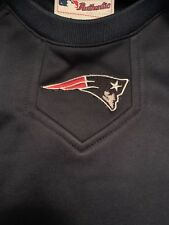 New England Patriots Majestic Men's XL Therma Base Thermal Pullover Sweatshirt