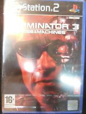 Terminator 3 Rise of the Machines nuevo y precintado para playstation 2