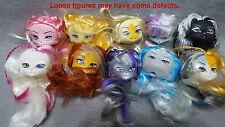 LOT 10 Monster High Doll Replacement Cat Head Lanard Catwalk Kitties Doll Head