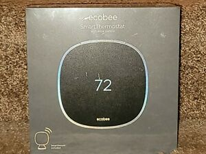 Ecobee Smart Thermostat w/Voice Control 5th generation