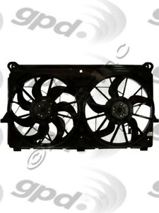 Engine Cooling Fan Assembly Global 2811689