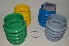 Faltenbalg passend  Wacker BS60-2 BS600  BS70-2 BS700  BS65V 4 mögliche Farben