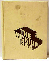 THE WICKIUP VINTAGE 1964 YEARBOOK IDAHO STATE UNIVERSITY POCATELLO, IDAHO USA