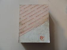 Pontiac GRAND AM 1988 Shop Service manual Werkstatthandbuch Reparaturanleitung