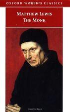 The Monk (Oxford World's Classics),Matthew Lewis, Emma McEvoy