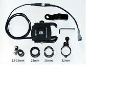 YAMAHA XTZ 700 / XTZ1200 / XT1200 ZE : Support smartphone USB + prise accessoire
