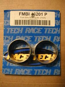 Race Tech Fork Inner Bushings Kit FMBI 46201 P CR125 CR250 YZ125 YZ250 KX250
