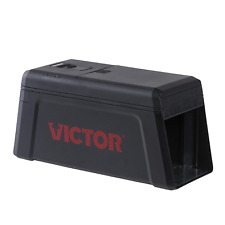 Victor No Touch, No See Upgraded Electronic Rat Trap - Electric Rat Trap that