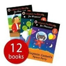 Ladybird I'm Ready for Phonics Collection - 12 Books (Collection) [Paperback] [J