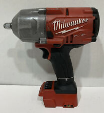 Pre Owned Milwaukee Fuel 2767 20 Cordless Brushless Impact Wrench