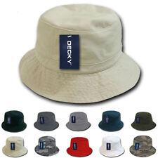 f76169aae773c Decky Bucket Fishermen Boonie Hats Caps Washed Cotton Twill Fitted