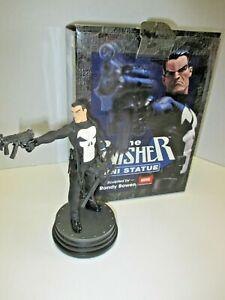 "5"" The Punisher (MWB) Marvel Mini statue (2002) Randy Bowen Daredevil"