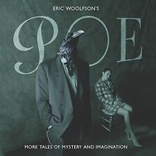 Eric Woolfson - Poe More Tales of Mystery & Imagination [New Vinyl] UK - Import