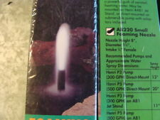 "Inverted cone fountain nozzle Pond Pool koi WATER FOUNTAIN Aerator AB220 20""-13"""