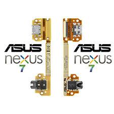 ASUS GOOGLE NEXUS 7 1ST GEN ME370T CHARGE CHARGING CONNECTOR PORT EARPHONE FLEX